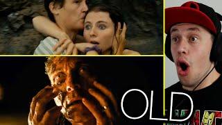 OLD Official Trailer REACTION (M. Night Shyamalan   Thomasin McKenzie   Alex Wolff)