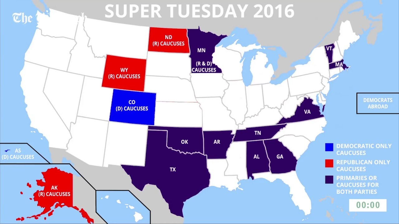 What is Super Tuesday and why ...