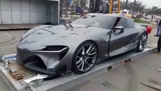 Nuevo Toyota Supra 2018