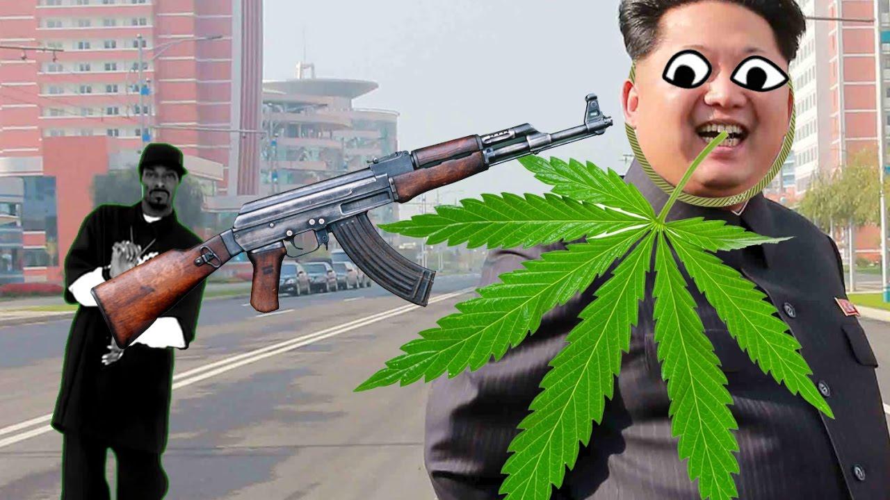 Конопля в северной корее как проходит легализация марихуаны