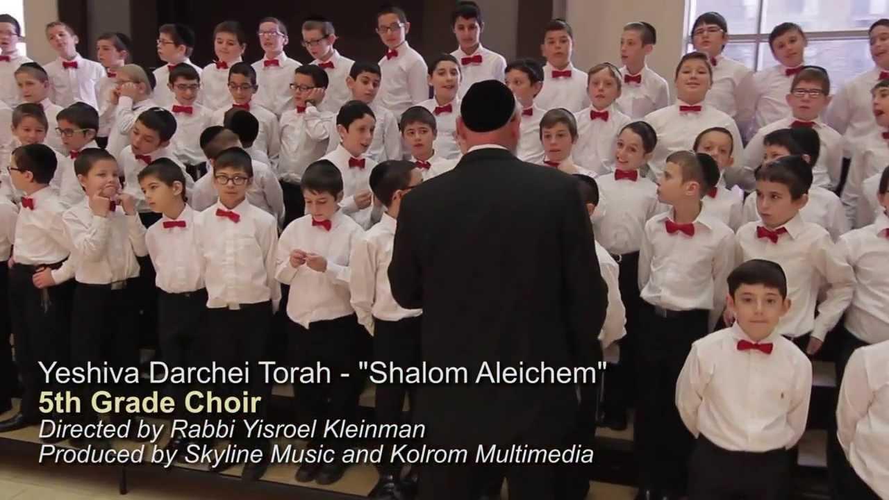 """Résultat de recherche d'images pour """"photos de la Yeshiva Darchei Torah Choir"""""""
