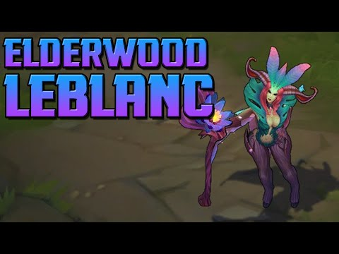 Elderwood Leblanc | Skin Spotlight [GER][HD]