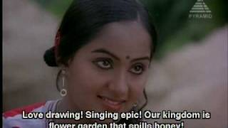 Kadhal Oviyum - Alaigal Oivathillai - Karthik & Radha