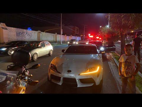ME QUIERE QUITAR MI AUTO LA POLICIA || ALFREDO VALENZUELA