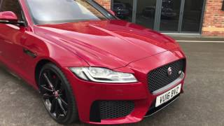 2016 16 Reg - Jaguar XF 3.0 (380ps) S 4dr Auto - Walk Around Video