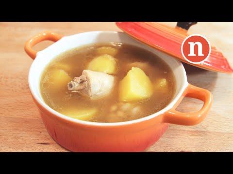 Nyonya Potato Soup