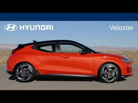 Overview 2019 Veloster Hyundai