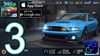 NEED FOR SPEED No Limits Android iOS Walkthrough - Part 3 - Loading Docks: Chapter 1: Instigator