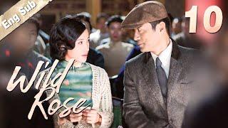 [ENG SUB] Wild Rose 10 | Romantic Suspense Drama, Eye-candy Agents