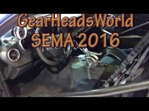2017 COPO Camaro Unveiled Up Close & Personal #GearHeadsWorld #SEMA2016