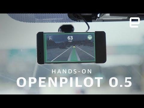 Comma.ai OpenPilot 0.5 Hands-On