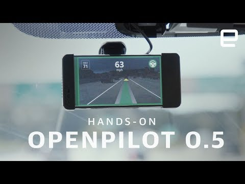 Comma.ai OpenPilot 0.5 Hands-On