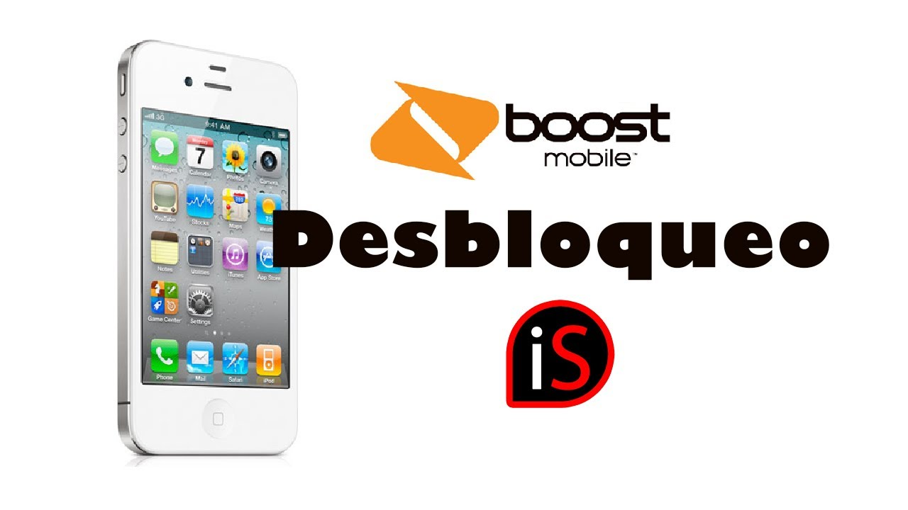 boost mobile iphone 4s desbloqueo iphone 4s ios 9 10 boost mobile a telcel 13694