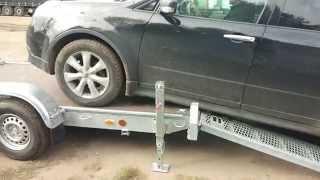 видео перевозка автомобилей