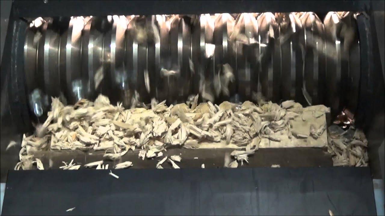 Ac Not Working >> Holzzerkleinerer SHARK - YouTube