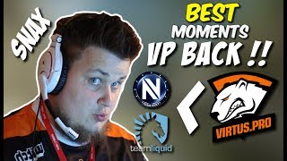 VIRTUS.PRO W PÓŁFINALE ESG !!! IZAKO BOARS VS. POMPA TEAM, IZAK NA NADE - CSGO BEST MOMENTS
