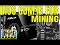 H110 Pro BTC+  AsRock Bios config