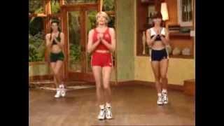 супер комплекс упражнений для сжигания жира с Кэти Смит
