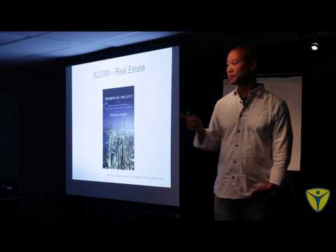 Tony Hsieh - Unleashing the Power of Collisions, Community & Co-Learning