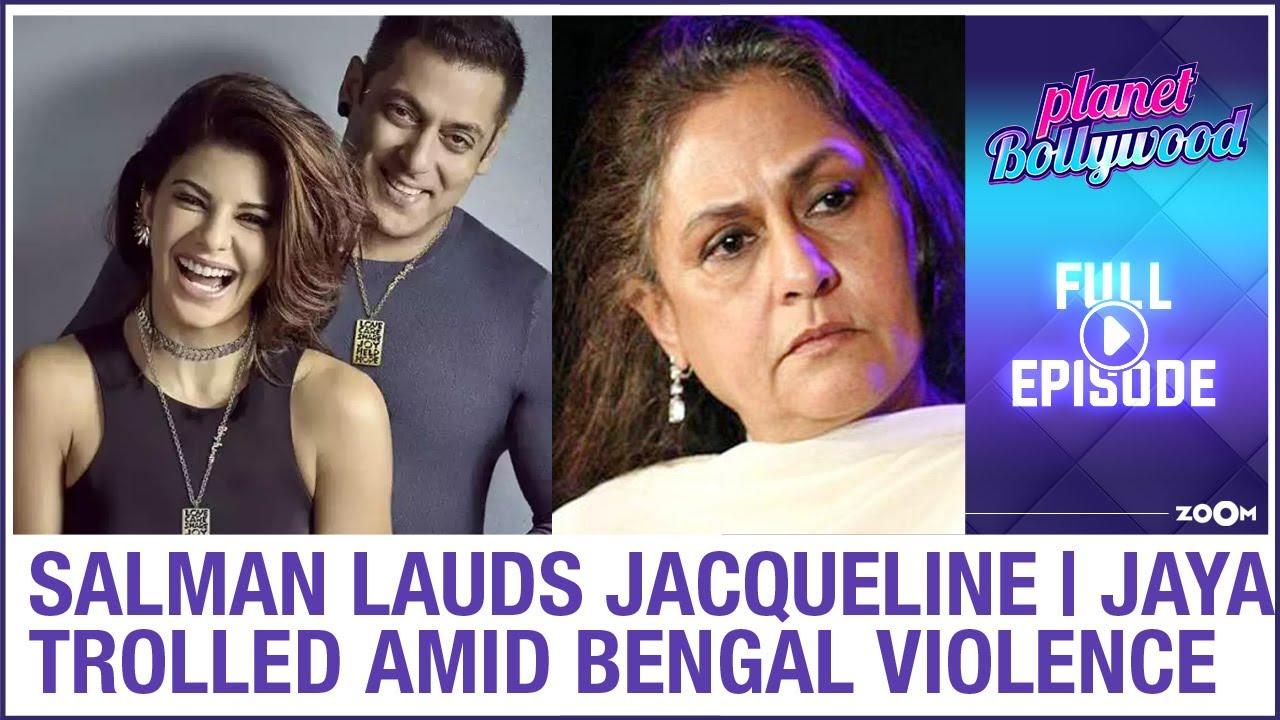 Salman hails Jacqueline for dancing despite swollen knees | Jaya brutally trolled | Planet Bollywood