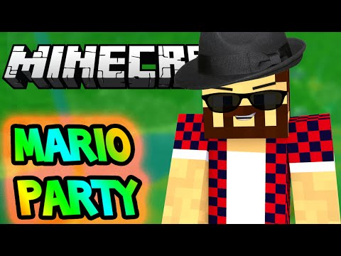АИД РАССЕКРЕЧЕН - Minecraft MARIO PARTY (Mini-Game)