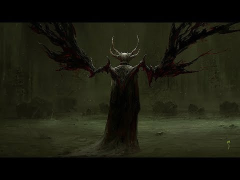 THE REVELATION OF METATRON - Dark Ambient Horror Music Mix | Scary Dark Soundscapes