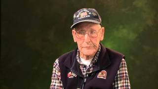 Oral History Project with World War II Veteran Harold Beal of Southwest Harbor, Maine