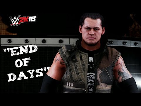 WWE 2K18 Baron Corbin with