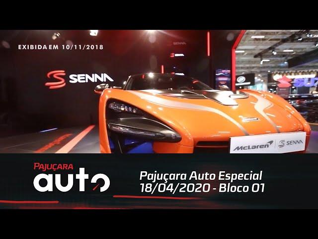 Pajuçara Auto Especial 18/04/2020 - Bloco 01