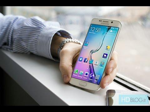 Galaxy S6 Edge: la Recensione di HDblog.it