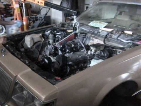 1987 LS1 Buick Regal - YouTube