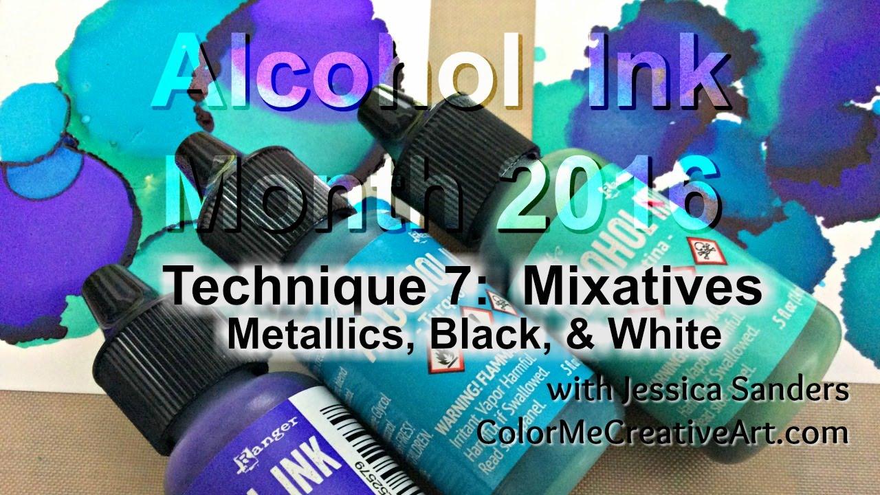 Lets talk mixatives ranger alcohol ink tutorial mini demo ranger alcohol ink tutorial mini demo alcohol ink month 2016 baditri Images