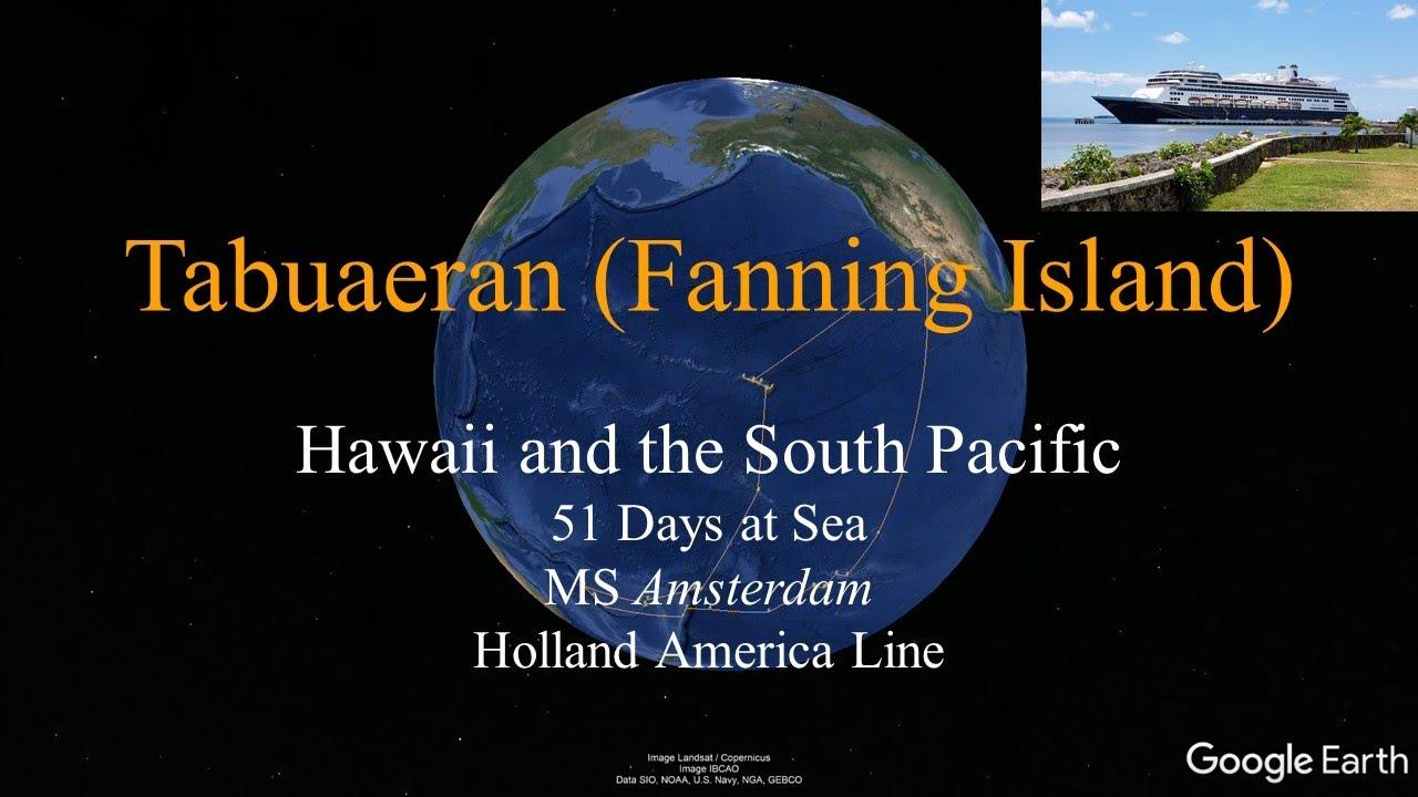 Download Tabuaeran (Fanning Island), November 11, 2019