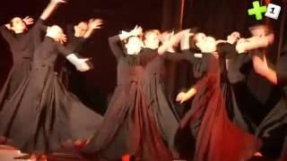 видео Юбилейный концерт театра свободной пластики «Высота» в БГИИК