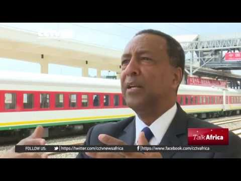 Talk Africa : Africa's High Speed Rail Networks