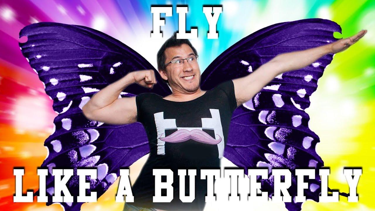fly like a butterfly markiplier songify remix by schmoyoho youtube
