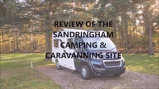 Sandringham Camping & Caravanning Club campsite review