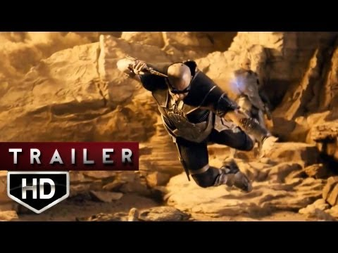 Riddick: El Amo de La Oscuridad (Riddick: Rule The Dark) - Trailer Subtitulado Latino [FULL HD]