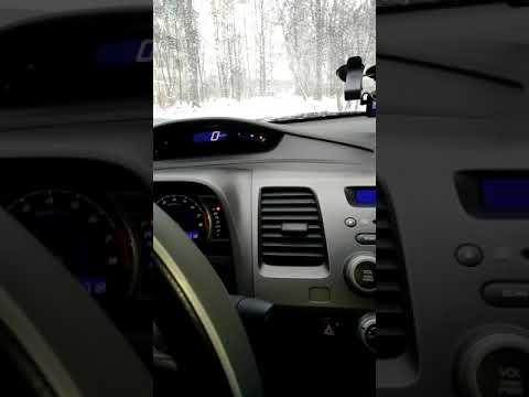 Расход топлива Honda Civic 4D