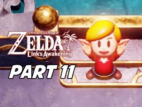 The Legend Of Zelda Link S Awakening Walkthrough Gameplay Part 11 Red Tunic