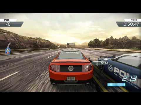 Offline NFS Most Wanted Android Gameplay