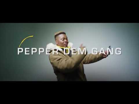 Download Pepper Dem Gang - Olamide Ft Davolee (Official Video)