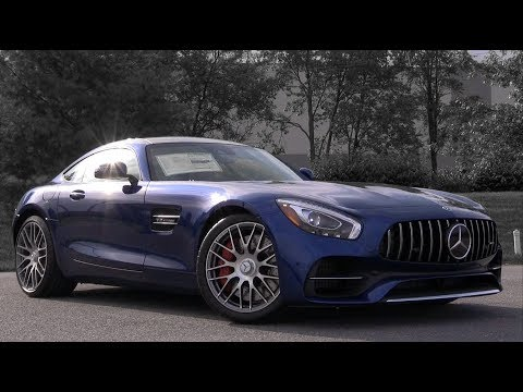 2018 Mercedes-Benz AMG GT S: Review