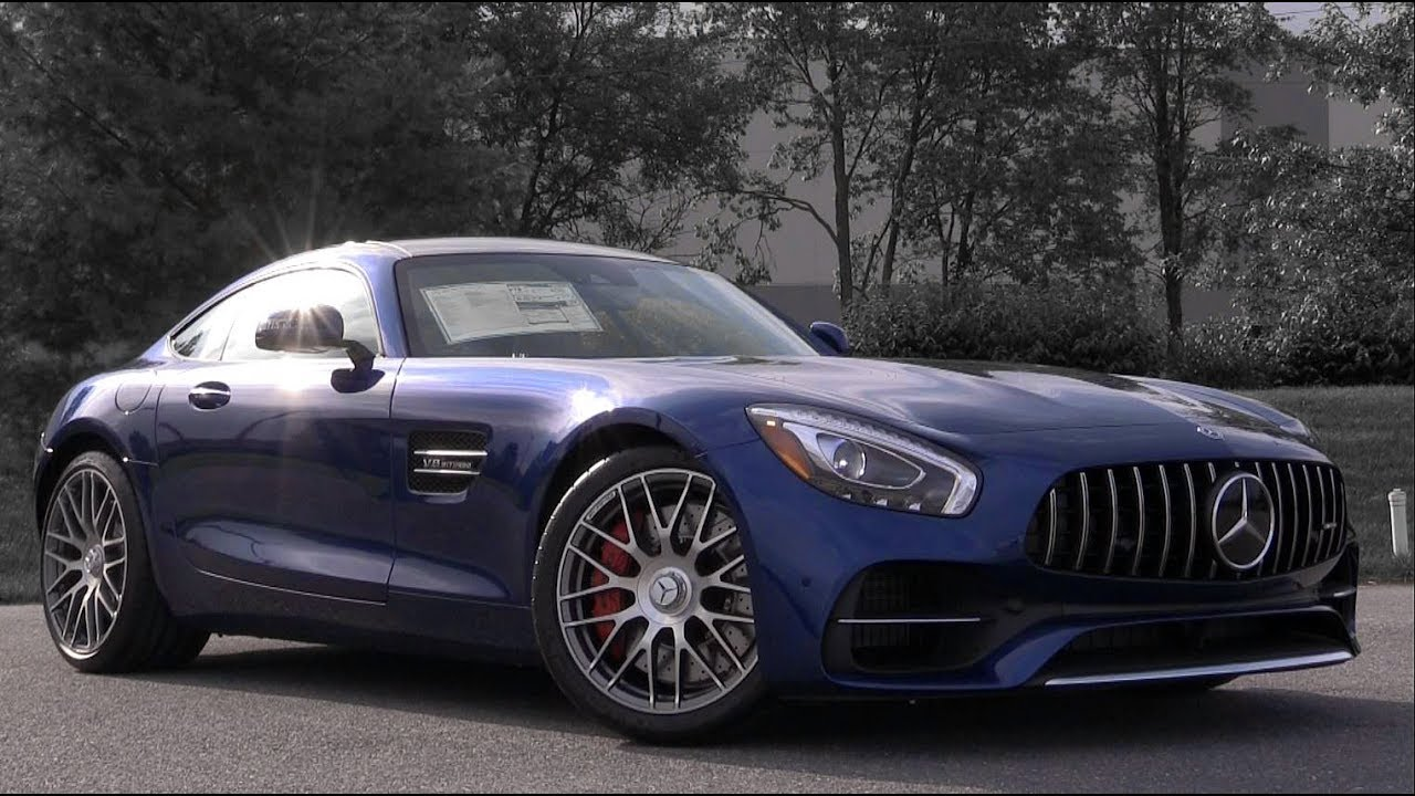 2018 Mercedes Benz Amg Gt S Review