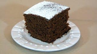 Old Fashioned Gingerbread -- Lynn's Recipes