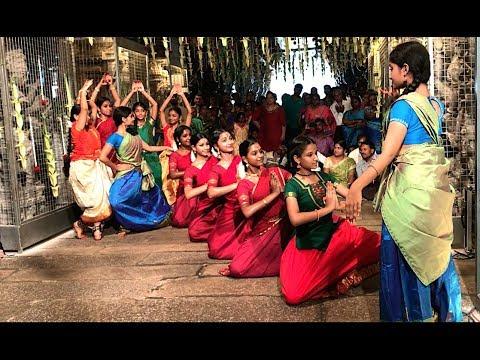 Perur Natyanjali 2018 - Sridevi Nrithyalaya - Bharathanatyam Dance