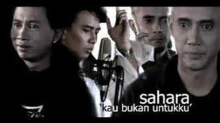 Sahara - Kau Bukan Untukku  Anniversary Sahara - Bandung
