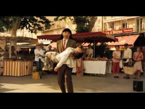 Mr. Bean from Mr. Bean's Holiday Does Hilarious DancePerformance