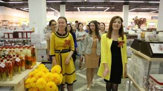 Флешмоб 9 мая в Киргу Катюша