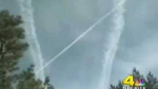 POISON PLANET part 1 :  Chemtrails..What are they spraying?